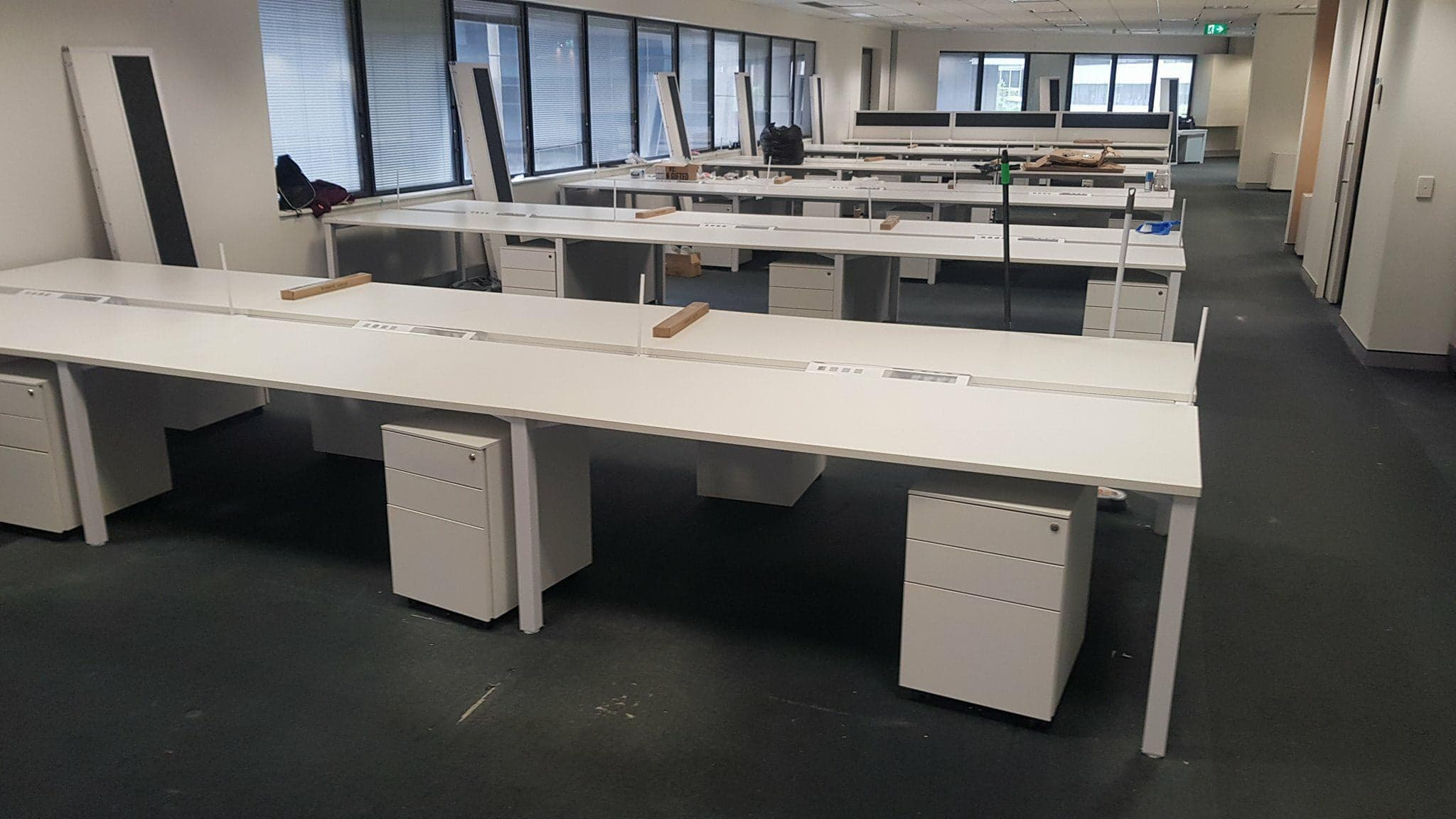 Commercial Office Installation